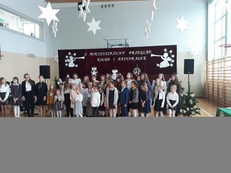 X Międzyszkolny Przegląd Kolęd i Pastorałek
