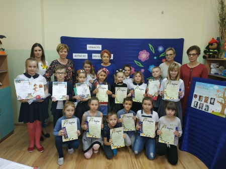 Szkolny Konkurs Recytatorski Twórczości Dziecięcej