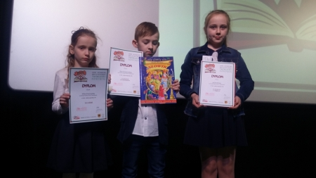 Powiatowy Konkurs Poezji Dziecięcej w Rypinie