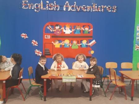 """III Gminny Konkurs z Języka Angielskiego dla Przedszkolaków """" English Advent"""