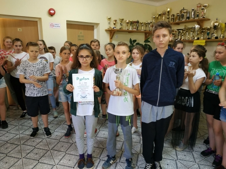 Szkolny Konkurs Matematyczny dla klas IV-VI