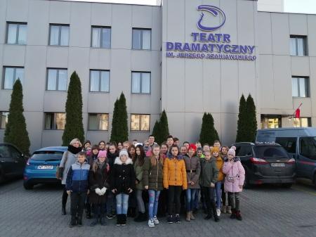 Wycieczka do Teatru Dramatycznego w Płocku