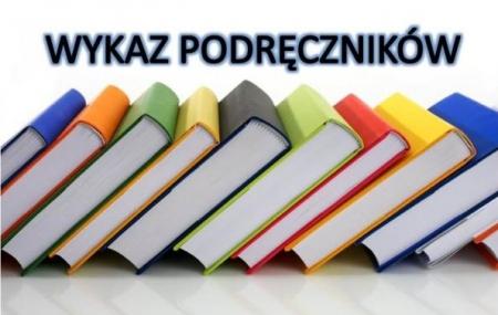 Wykazy podręczników na rok szkolny 2020/2021