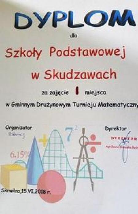 Gminny Turniej Matematyczny
