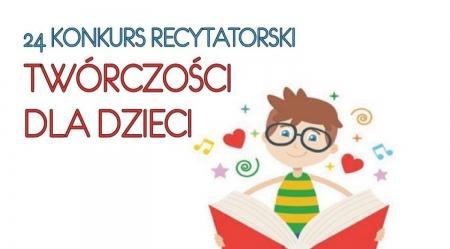 24. Konkurs Recytatorski Poezji Dziecięcej