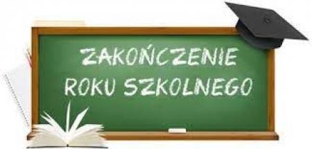 Organizacja zakończenia roku szkolnego 2020/21