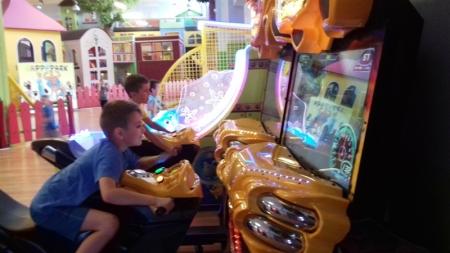 Wycieczka do Centrum Zabaw Happy Park w Stróżewku