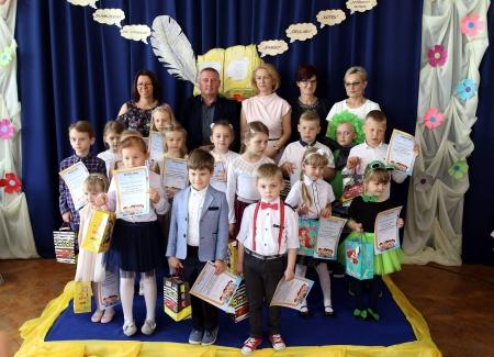 V Gminny Konkurs Recytatorski dla Przedszkolaków