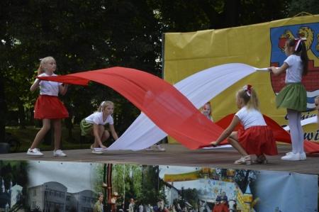 Rodzinny piknik patriotyczny z okazji 100-lecia odzyskania niepodległości prze
